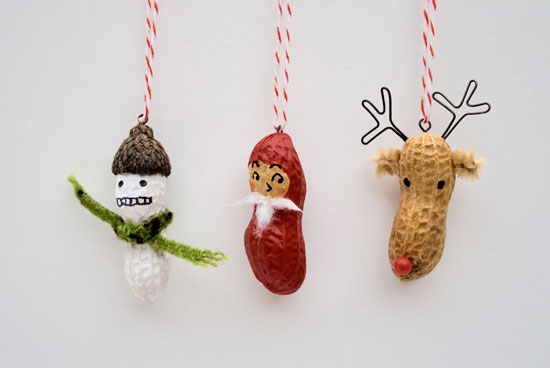 christmas funny painted peanuts blogandbuysale