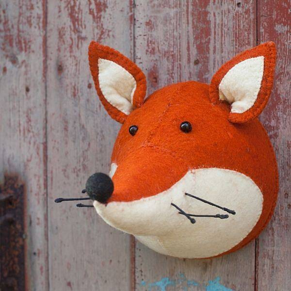 original_felt-fox-head