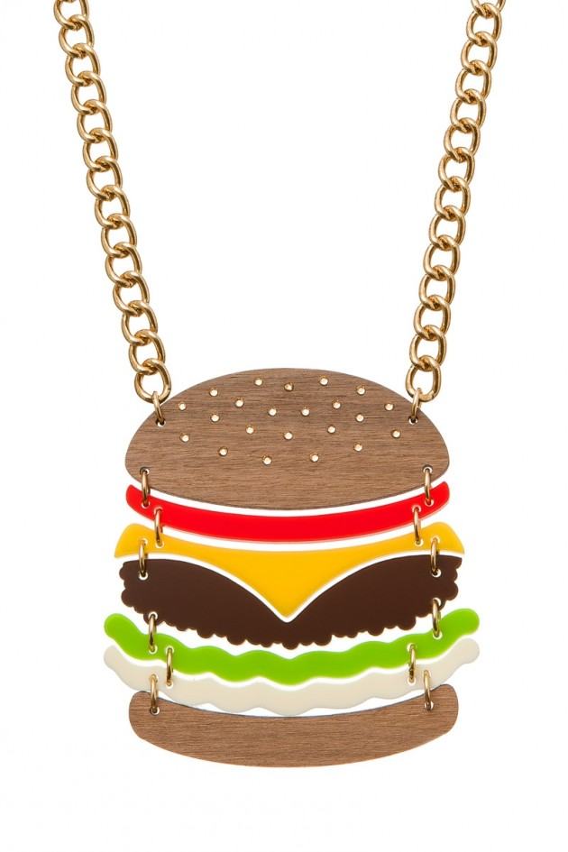 super burger necklace 1