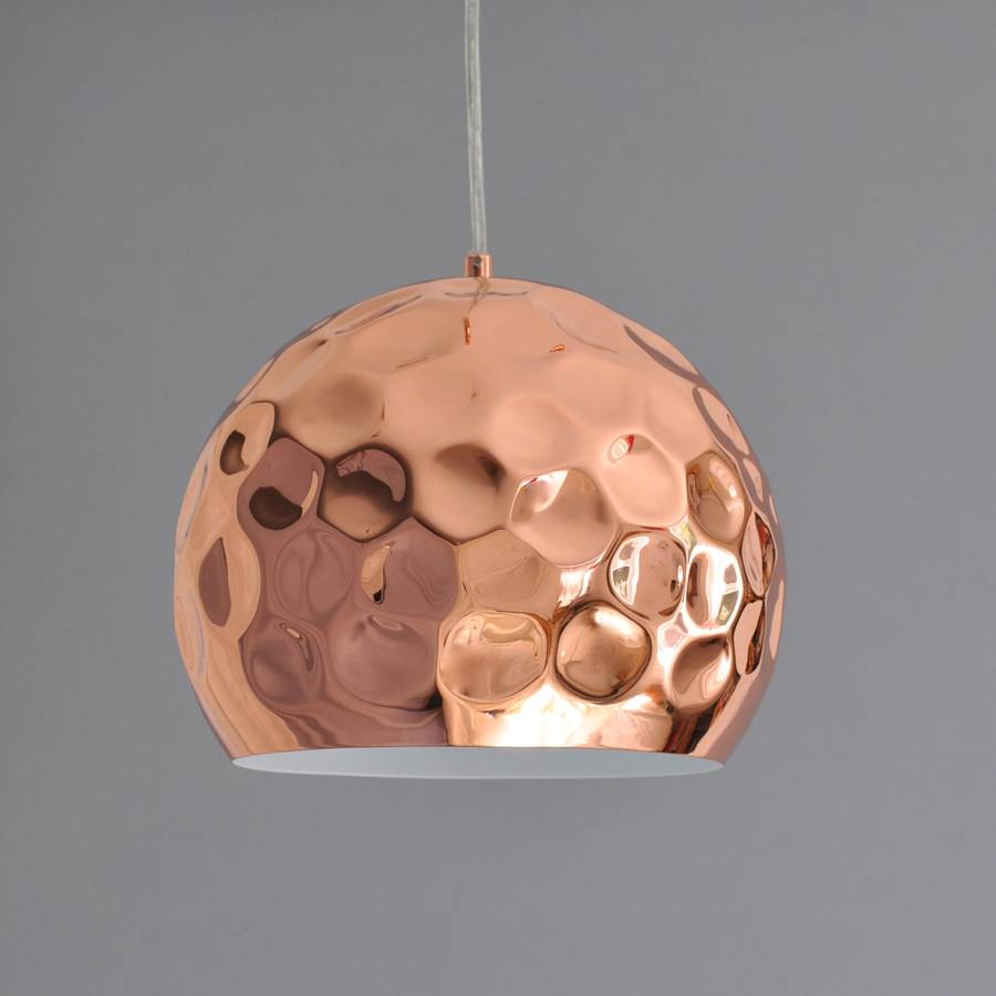 original_hammered-copper-pendant-light-lighting