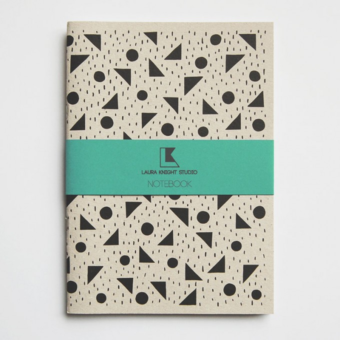 MONOCHROME 2 NOTEBOOK – LAURA KNIGHT STUDIO