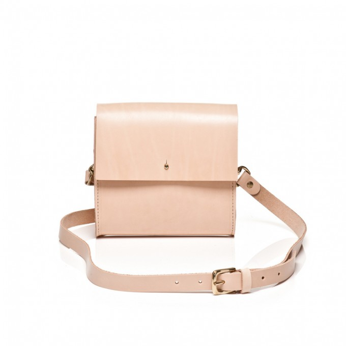THE SARAH LEATHER CROSS BODY – GRACE GORDON