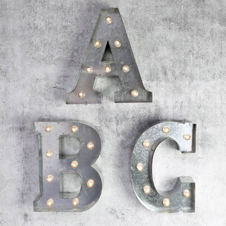 Sale-original_industrial-letter-lights