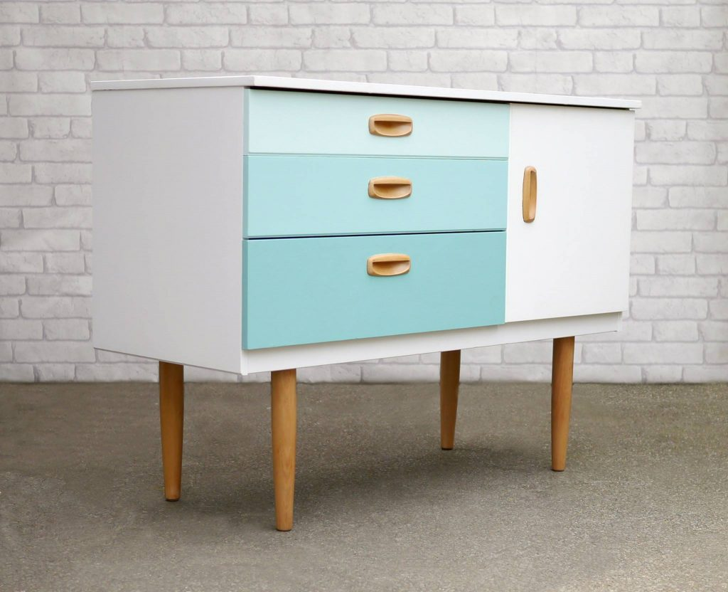 Elizabeth Dot Design - Mid Century Sideboard by Shreiber