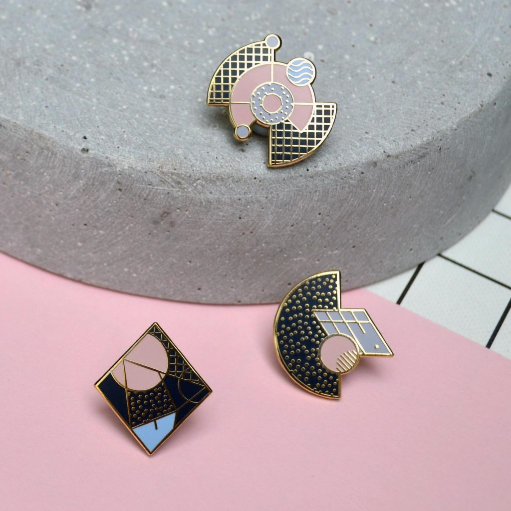 Pinform limited edition pins collection